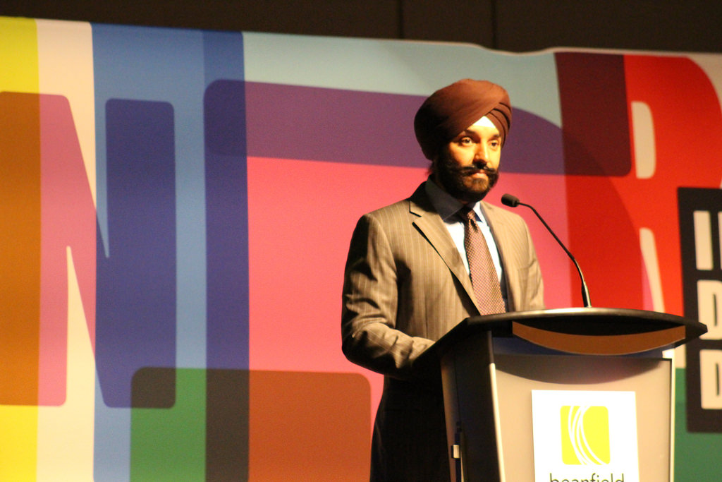 ISED Minister Navdeep Bains Announces Up to $750,000 ...