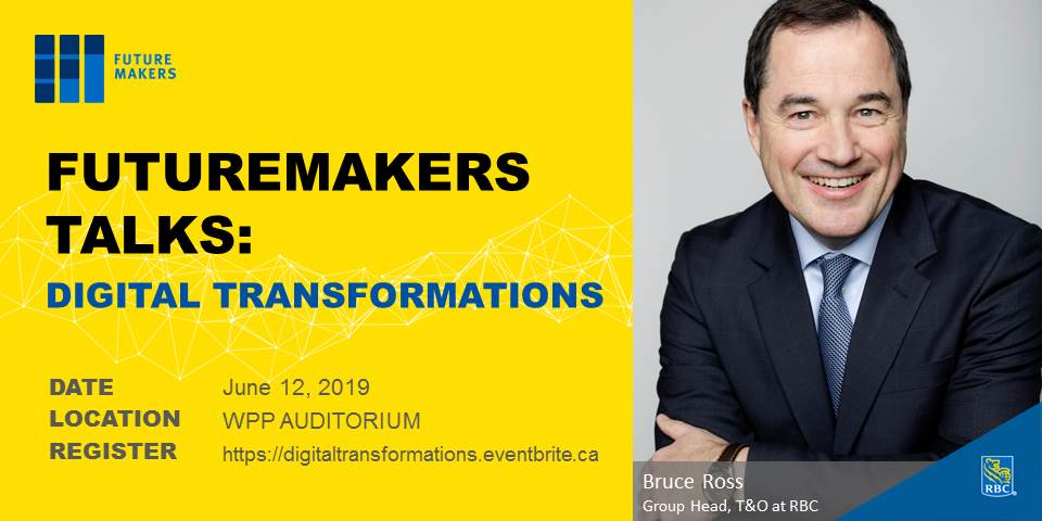 FutureMakers Talks: Digital Transformations