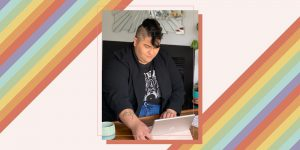 This artist and entrepreneur is creating safer employment for trans people in Toronto